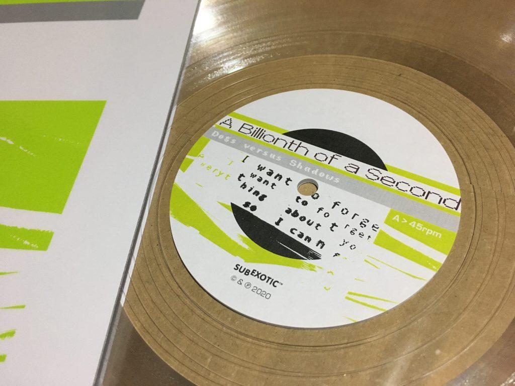 Dogs versus Shadows returns with new vinyl gatefold